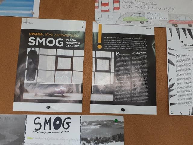 plakaty antysmogowe